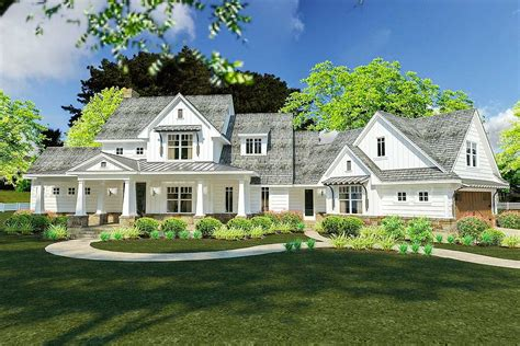 Outdoor Living House Plans by Plan 16898wg Farmhouse With Loads Of Outdoor
