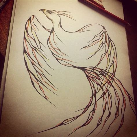 phoenix tattoo abstract 49 best images about phoenix abstract on pinterest