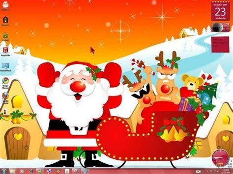 christmas themes windows 7 free download download free christmas windows 7 theme with christmas