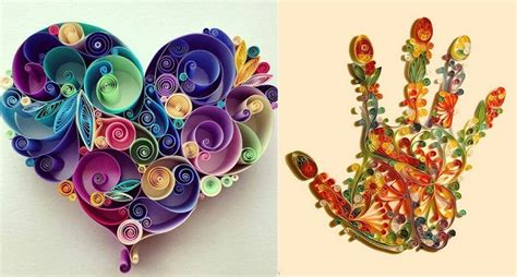 How To Make Quilling Paper Strips At Home - quilling the of turning paper strips into amazing