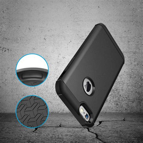 anker toughshell  iphone   iphone   black