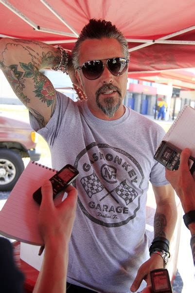 richard rawlings tattoos richard rawlings gas monkey garage
