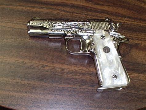 Handmade Pistols - custom made guns