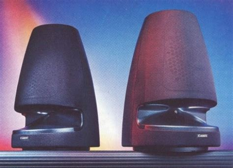 Speaker Canon canon s 25 speaker system review price specs hi fi classic