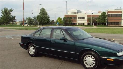 automobile air conditioning service 1997 oldsmobile 88 security system purchase used 1997 oldsmobile 88 royale ls sedan 4 door 3 8l in southfield michigan united states
