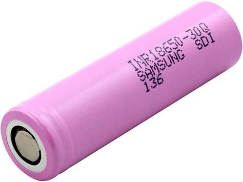 Dijamin Samsung Inr 18650 30q Li Ion Battery 3000mah 3 7v samsung 30q inr 18650 3000mah 3 6v unprotected high drain 15a lithium ion li ion flat top battery