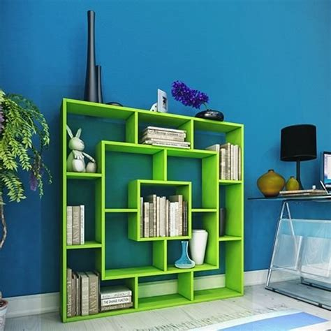 scaffale per libri frame libreria verde scaffale per libri scaffale per