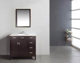 simpli home espresso bathroom vanity 36 inch nl
