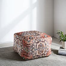 west elm floor pillow modern poufs floor pillows west elm
