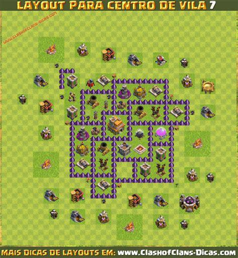 layout hibrido cv 8 2016 layouts de cv7 para clash of clans clash of clans dicas