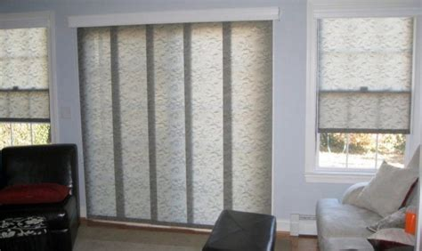 panel track blinds 10 different types of window shades to consider