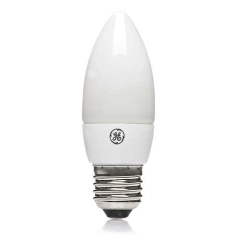 Lu Led Bulb 7watt E27 Nomia general electric ge energy saving candle light bulb e27 es 7w 300lu
