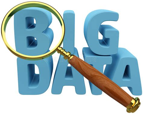 Free To Find Information On Big Data Find Information Analysis Stock Illustration Image 32754885