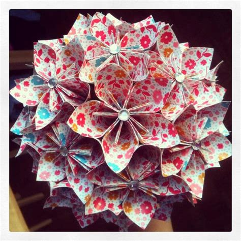 Origami Bouquet For Sale - 1000 images about wedding decor origami on