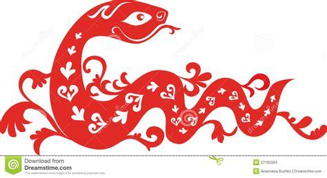 new year symbols snake snake year 2013 stock images image 27192084
