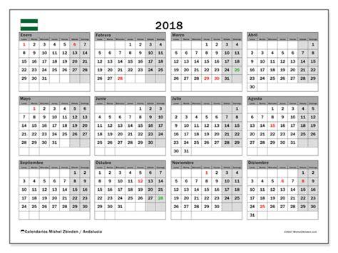 Lucia Calendario 2018 Calendario 2018 Andalucia