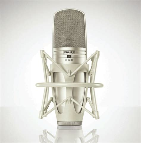 Mic Microphone Shure Ksm 999 High Quality user reviews shure ksm44a audiofanzine