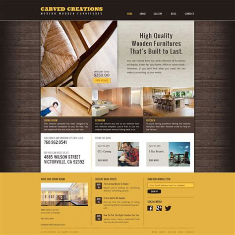 free woodworking templates wood working website template free website templates