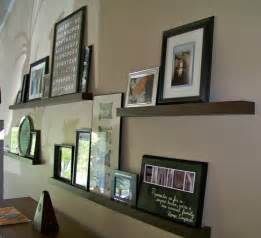 picture ledge ideas forever young house ideas picture ledges