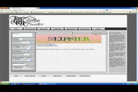 tattoo online erstellen video tattoo creator kostenfrei nutzen so macht man es