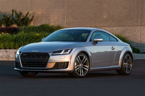 Audi A4 Tt by 2018 Audi Tt Coupe Pricing For Sale Edmunds