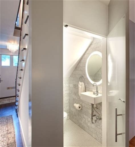 How To Add A Shower To A Small Bathroom Simple Ways To Add A Half Bathroom And What To Consider Before You Start