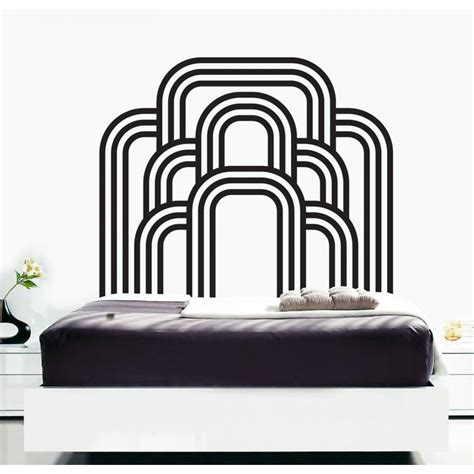 Art Deco Wall Stickers 20 ideas of art deco wall decals wall art ideas