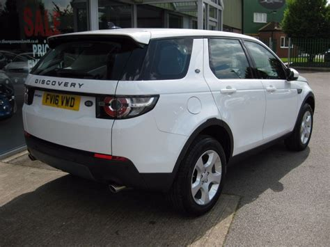 white land rover discovery used fuji white land rover discovery sport for sale