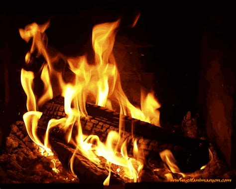 Christmas Fire GIF   Find & Share on GIPHY