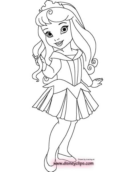 coloring pictures of baby princess drawn princess baby pencil and in color drawn princess baby
