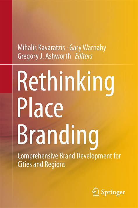Political Economy Of City Branding recommended books for place professionals the place