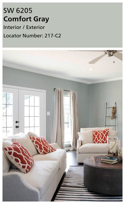 comfort gray sw fixer upper inspired whole house color schemes the