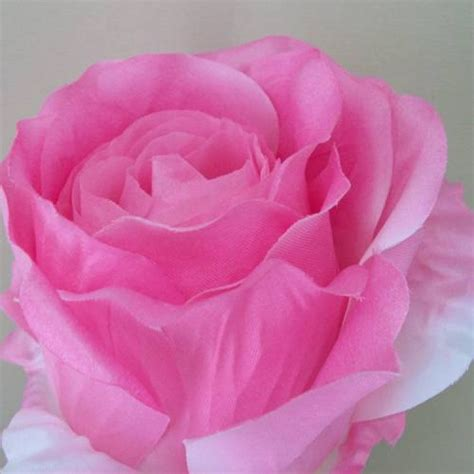 Extra Large Artificial Roses Pale Pink   Artificial Flowers