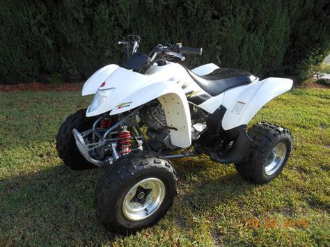 2004 suzuki quadsport lt z 250 orange 92867 2100