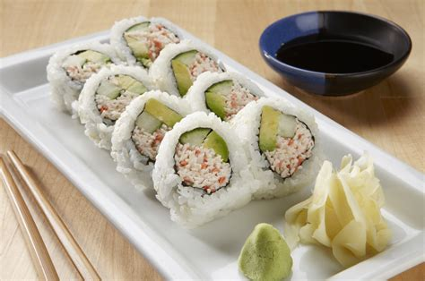 roll roll california roll recipe dishmaps