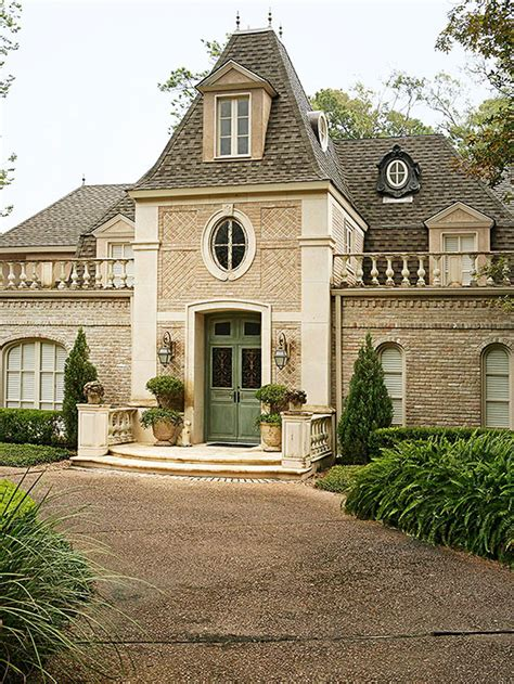 French Country Houses | designing a french country home in barrington il