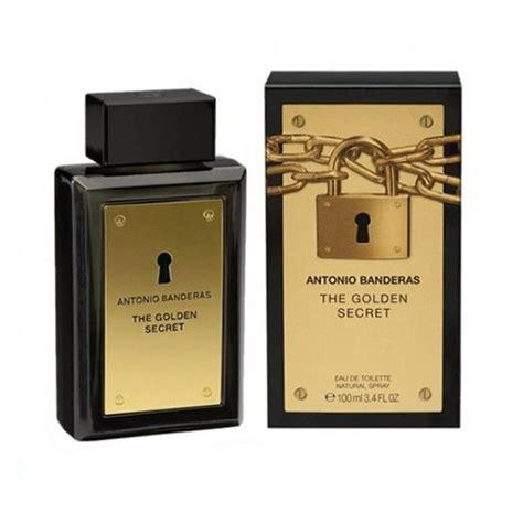 Parfum Ori Antonio Banderas The Secret Edt 100ml souq the golden secret by antonio banderas for eau de toilette 100ml uae