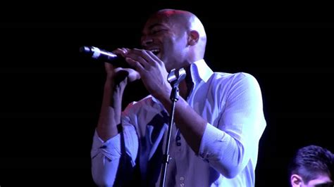 garo yellin brandon victor dixon quot one and only quot at broadway sings