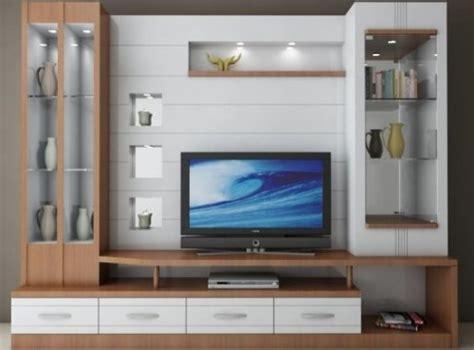 membuat desain meja tv minimalis modern