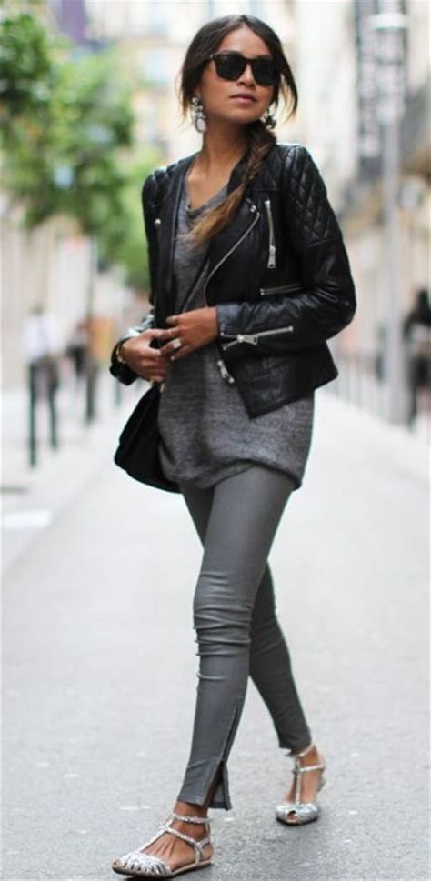 7 Ways To Wear The Heavy Petal Look Without Looking Overdressed by Die Besten 25 Graue Ideen Auf