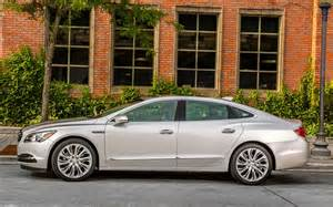 Buick Luxury Sedan Drive 2017 Buick Lacrosse Shakes Up Near Luxury