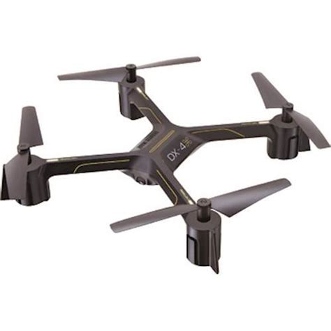 sharper image dx  drone  remote controller black