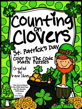 what was the original color of st day st s day counting on clovers color by the code
