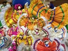 corn husk folklorico dolls artesanias de hoja de maiz tlajomulco mex colors of