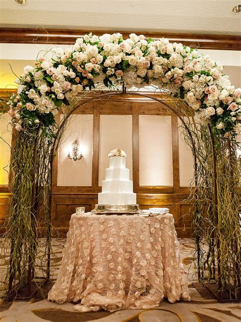 Wedding Arch by 17 Creative Indoor Wedding Arch Ideas
