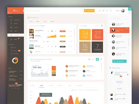design dashboard 15 innovative dashboard concepts ultralinx
