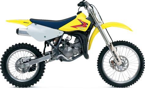 Suzuki Motorrad öl by Gebrauchte Suzuki Rm 85l Motorr 228 Der Kaufen