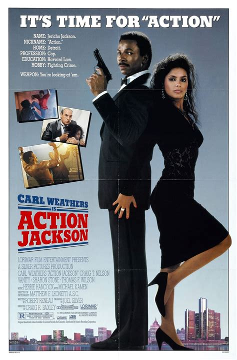 biography of action jackson movie peter s retro reviews action jackson 1988