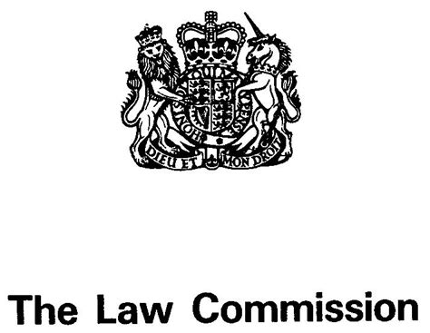law commission review of child custody law 1986 supplement to working