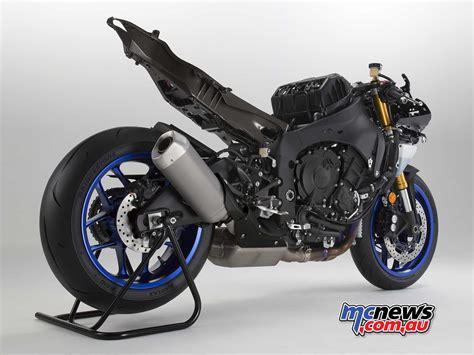 Yamaha Yzf R1 2018 yamaha yzf r1m new suspension tech mcnews au